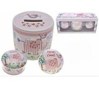 LP33115 Bird & Ellie Gift Set Pink