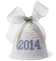Lladro 010018391 - 2014 Christmas Bell