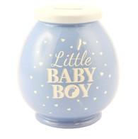 LP27850 Baby Boy Money Box