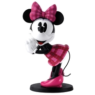Disney Enchanting Collection A27544 Scottish Minnie Mouse Statement Figurine