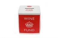 Leonardo LP33034 WINE FUND Money Box