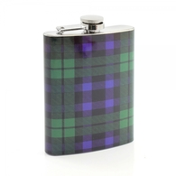 Black Watch Hip Flask LP29112 - Leonardo