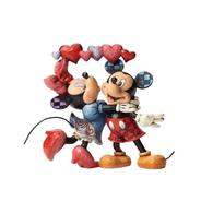 Love Is In The Air -Mickey & Minnie Mouse Figurine Disney Traditions 4046038