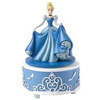 A Dream Is A Wish Your Heart Makes (Cinderella Musical) A27166 - Disney Showcase Collection