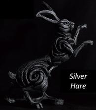 EDGE Sculpture - Hare Limited Edition of 100