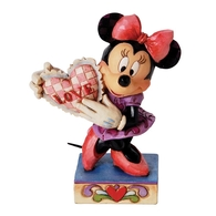 4026085 My Love (Minnie Mouse Figurine) - Disney Traditions