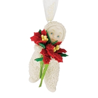 Snowbabies - Baby Blossom Hanging Ornament 4045804
