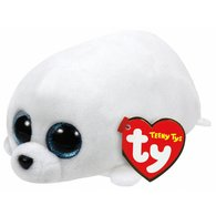 Teeny Ty Slippery The Seal - Mini Plush Stackable Teddies Teddies