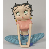 Betty Boop - Sitting Cross-Legged Large