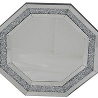 HEX MIRROR DIAMOND CRUSH SPARKLE CRYSTAL £285