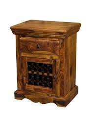 1 DOOR CABINET INDIAN SHEESHAM WOOD FURNITURE- COLLECT IN STORE