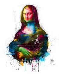 MONA LISA MURCIANO FRAMED PICTURE - COLLECT IN STORE ONLY