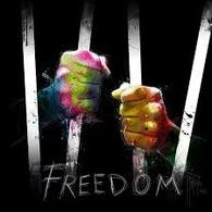 FREEDOM MURCIANO FRAMED PICTURE - COLLECT IN STORE ONLY