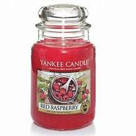 Red Raspberry - 25% OFF SALE Yankee Large Jar